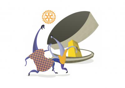Jantar Beneficente Rotary