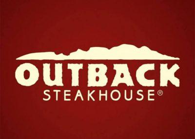 Almoço Outback