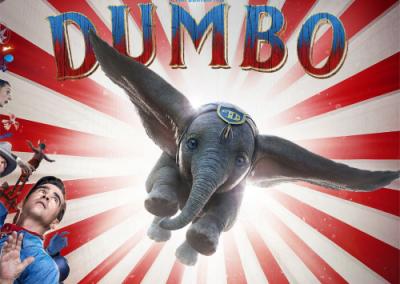Estreia Dumbo – Disney