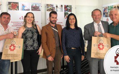 Amigos do HC buscam parceria com Secretaria da Agricultura e Abastecimento