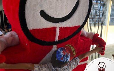 Mega Ação de Páscoa dos Amigos do HC leva diversas atrações para o Tatuquara