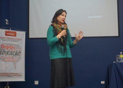 Dra. Luci Pfeiffer em palestra no E.S.S.E Mundo Digital 2019