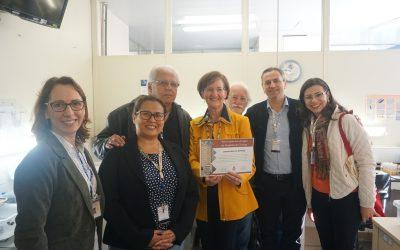 Projeto apoia a agilidade e segurança no diagnóstico de doenças infectocontagiosas no Complexo Hospital de Clínicas