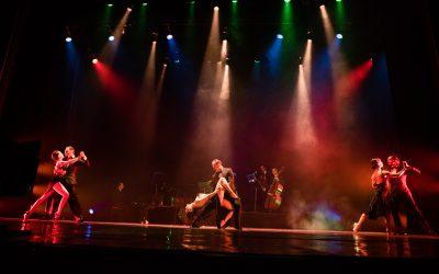 "Espetáculo ""Mi Nombre es Tango"" comemora 58 anos do Hospital de Clínicas"