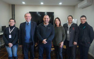 Programa Dedica dos Amigos do HC recebe visita do vereador Osias Moraes