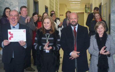 Amigos do HC recebem homenagem nos 58 anos do Hospital de Clínicas