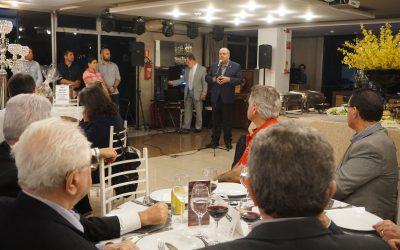 Barreado comemora 33 anos dos Amigos do HC e 3 anos do Programa DEDICA